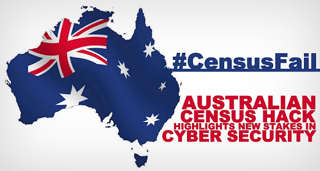 OPINION | Australian Census Hack Highlights New Stakes in Cyber Security