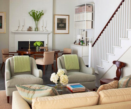 Modern Furniture: 2014 Clever Furniture Arrangement Tips
