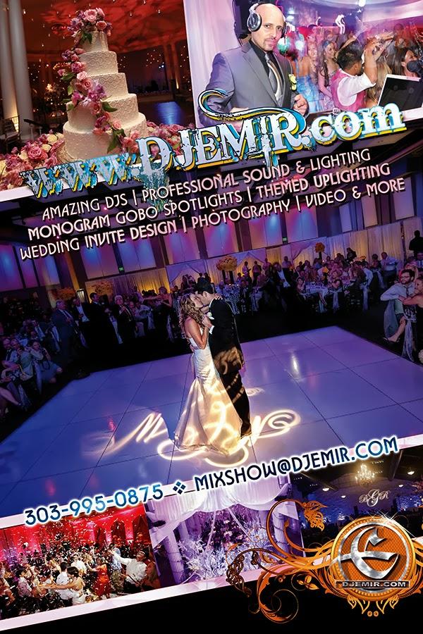 Denver Wedding DJ Services