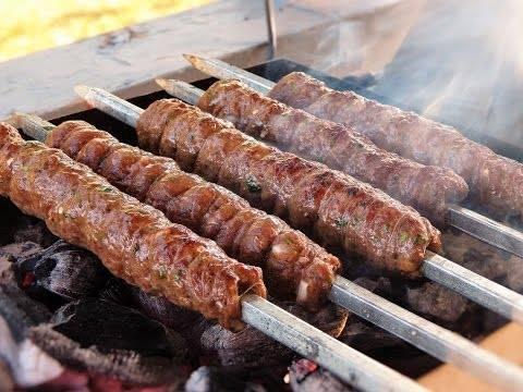 Kebab   Dhaga Kebab Recipe