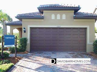 Taft Street model home at Islandwalk in Venice FL