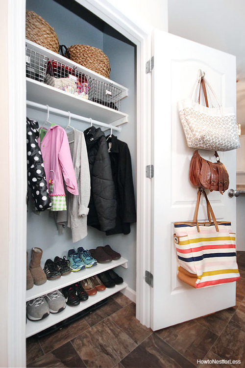Reader Space Crazy For This Coat Closet