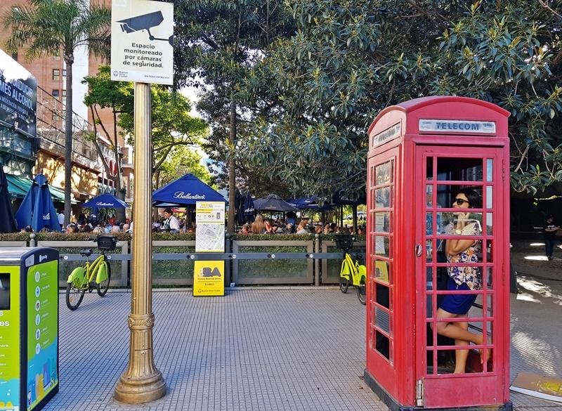 Wi-fi gratis em Buenos Aires