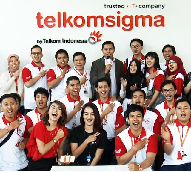 Hasil gambar untuk PT Sigma Cipta Caraka (telkomsigma)