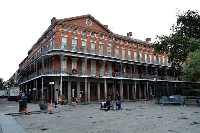 Площадь Джексон, Новый Орлеан (Jackson Square, New Orleans)