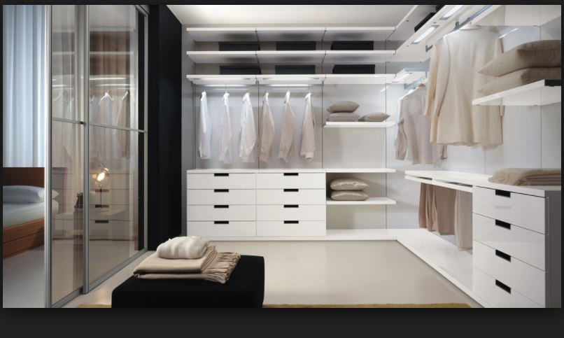 Modern Dressing Room How To Design And Organize