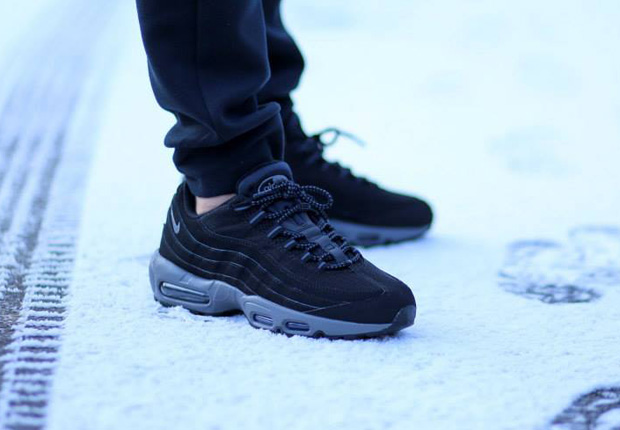 Official Store Air Max 2015 Reflective All Black B1509 3d661