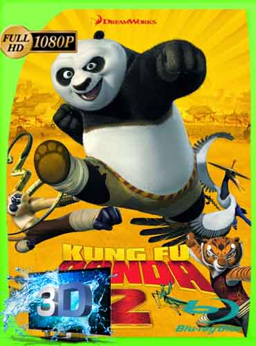 Kung Fu Panda 2(2011) Latino Full 3D SBS 1080P [GoogleDrive] dizonHD