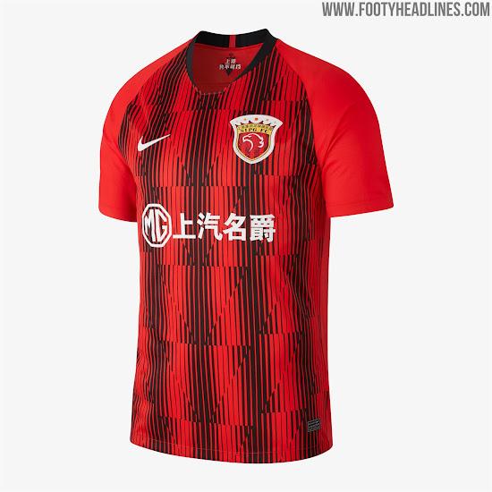 Camisetas de la Liga Super Liga China 2020 Revelados