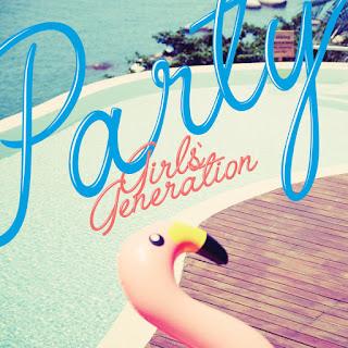 Lirik Dan Terjemahan 'Party' – Girls Generation (SNSD) [Romanisation][Hangeul]