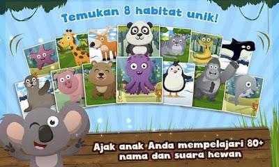 Game Anak Suara Hewan