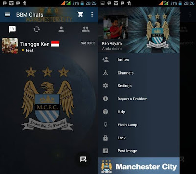 Preview BBM Man City