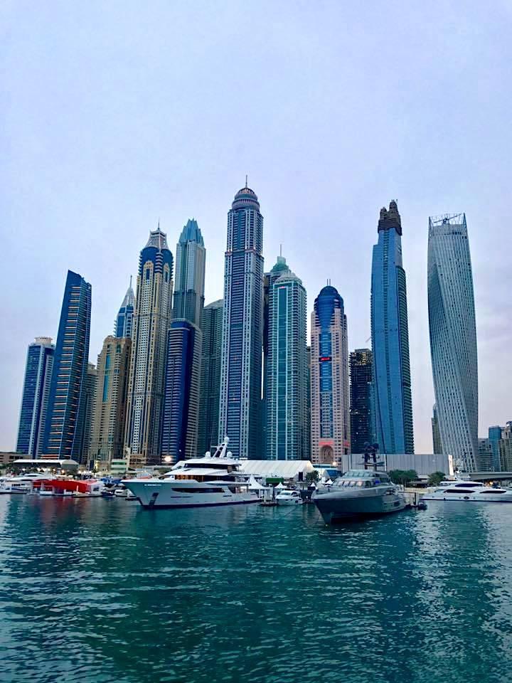 Yachting in Dubai   Dubai Blogger   Scarlet Bindi