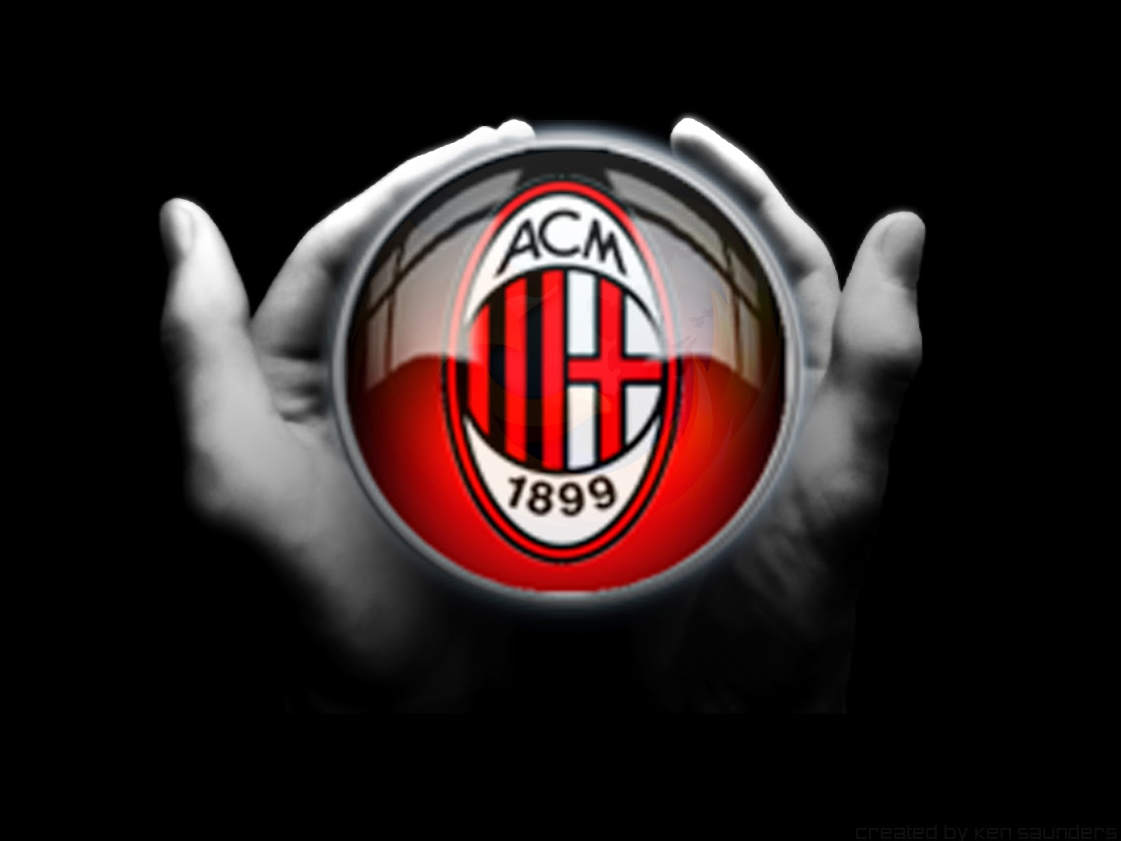 The Fresh Wallpaper AC Milan Football Club Wallpaper