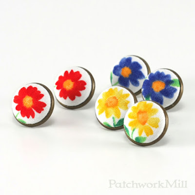 Cheerful Flowers Earrings