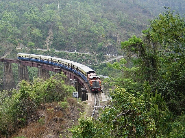 kangra valley odyessey, train status