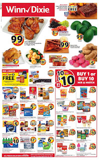 ⭐ Winn Dixie Ad 9/25/19 ✅ Winn Dixie Weekly Ad September 25 2019