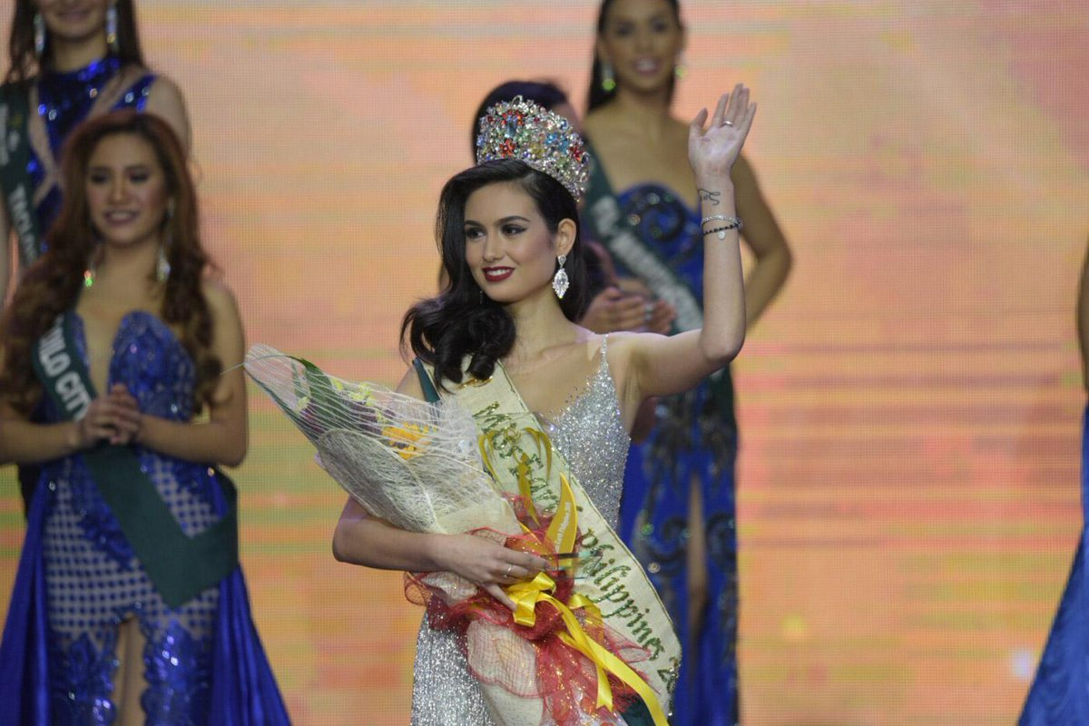 miss earth philippines 2018 winner silvia celeste cortesi