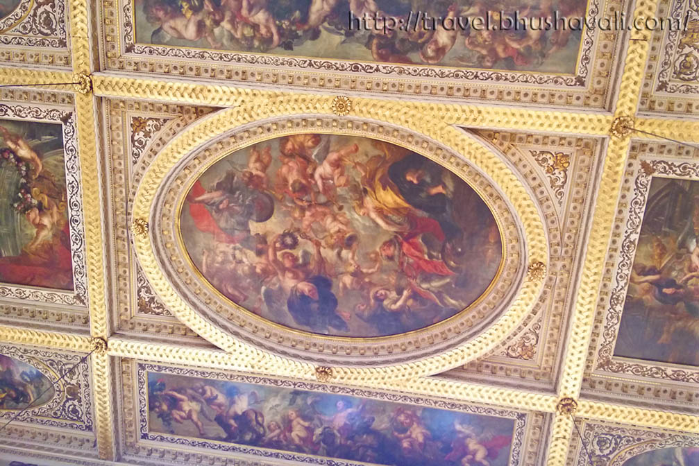 Banqueting House London England My Travelogue