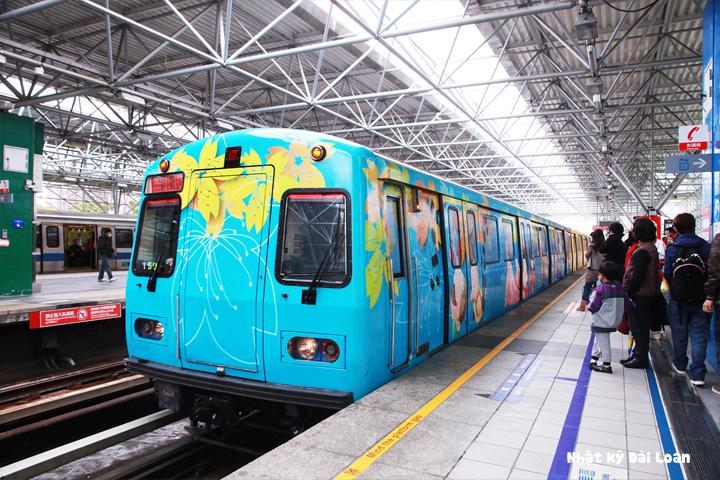 Hệ thống MRT ở Đài Loan