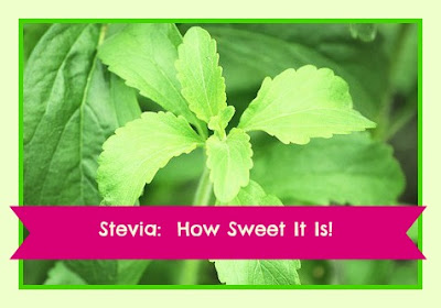 Stevia - How Sweet It Is!