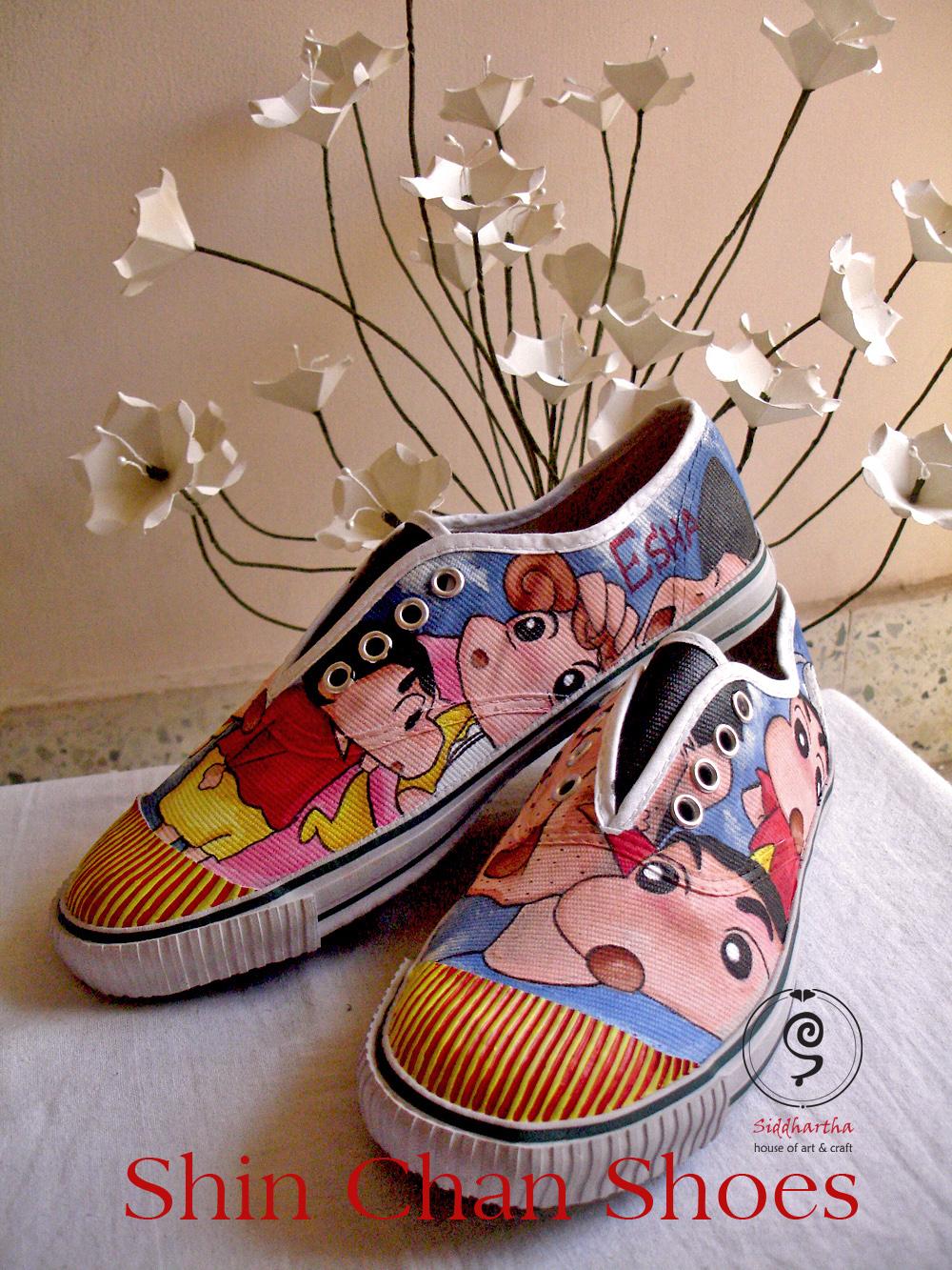 68855b1c4b99 Siddhartha  Shoe Art