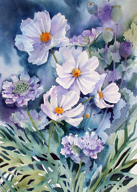 20 Flower Paintings Pictures And Ideas On Meta Networks