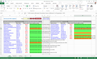 conditional formatting excel