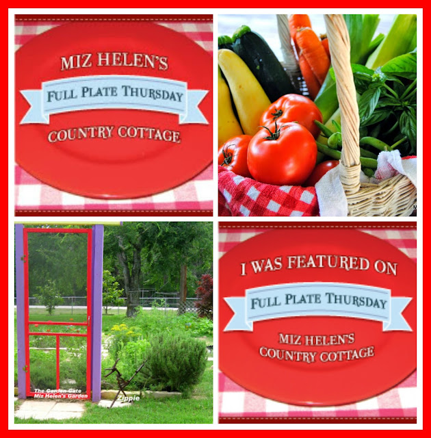 Full Plate Thursday,431 at Miz Helen's Country Cottage