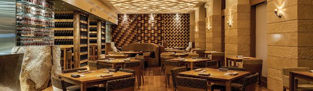Ресторан «AZIA», Belmond Grand Hotel Europe