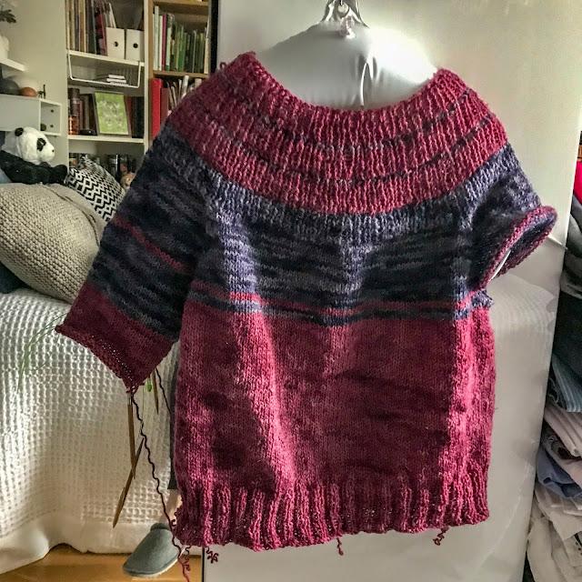 tröja, sweater