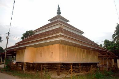 Masjid Kampung Tuan, Kemaman
