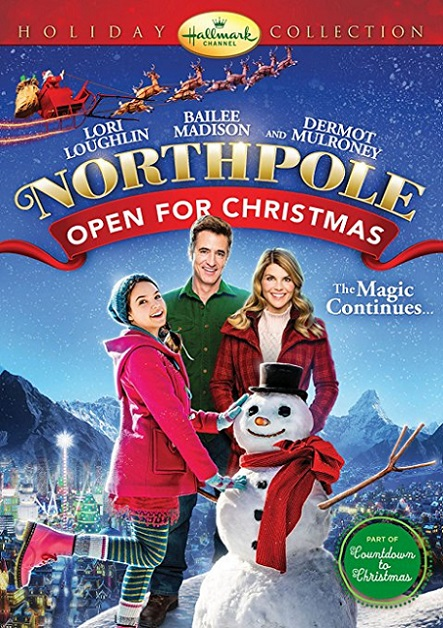 Northpole: Open for Christmas (Polo Norte: Abierto en Navidad) (2015) 720p y 1080p BDRip mkv Dual Audio AC3 5.1 ch