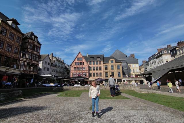 Casto historico de Rouen