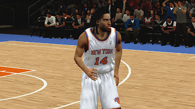 NBA 2K13 Chris Copeland Cyberface Patch