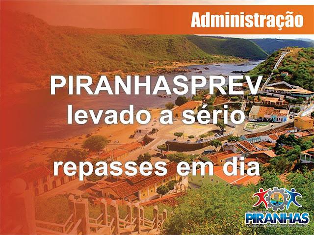 PiranhasPrev emite nota agradecendo pela maneira transparente com a categoria