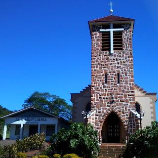 Igreja onde O Presidente Geisel Foi Batizado