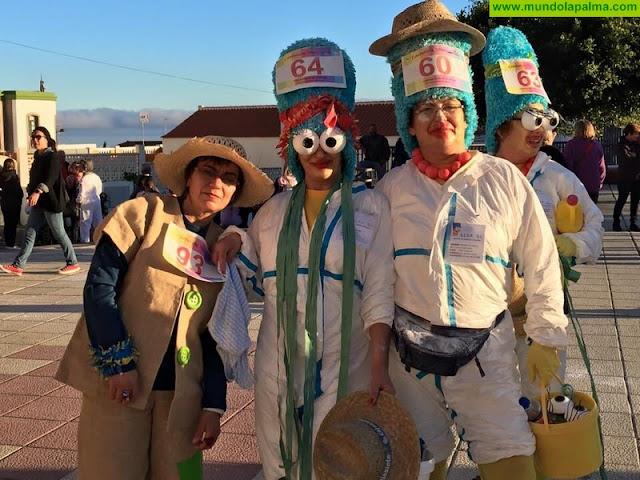 Abiertas las inscripciones para la carrera más disparatada de La Palma: la III Carnaval Trail