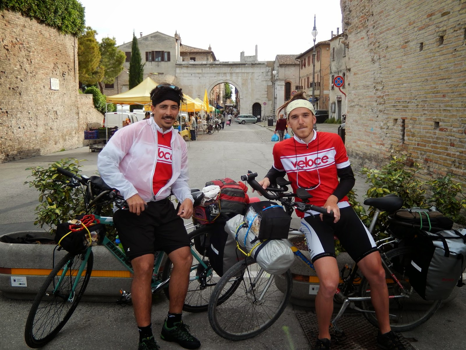 cycling expedition italy spain bike rental