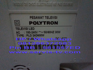 Service Center Polytron PLD24D600W