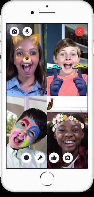 فيسبوك تطلق تطبيق جديد لحماية ومراقبة الأطفال.. كل ما تود معرفته عن تطبيق Messenger Kids!