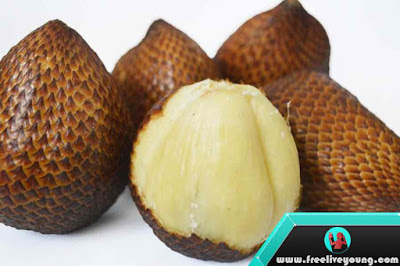 The benefit of salak fruit - Freeliveyoung.com