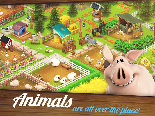 Hay Day Mod Apk Android