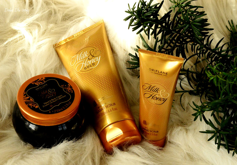 Oriflame Milk & Honey Gold recenzja