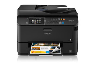 Epson WorkForce Pro WF-4630 Driver Download