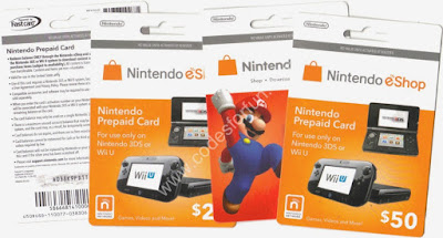 3DS CODE GIVEAWAY: Eshop Card Codes Generator 2017 NO SURVEY