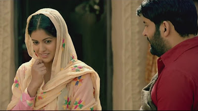 Firangi Movie Ishita Dutta With Kapil Sharma HD Photo
