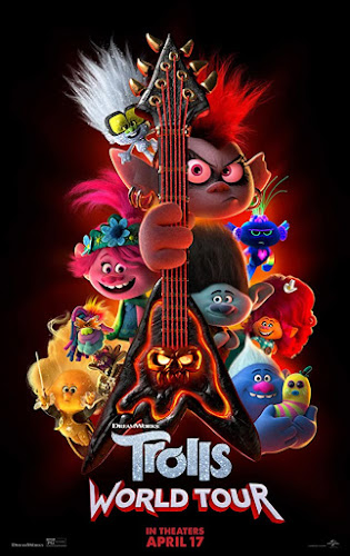 Trolls World Tour (Web-DL 720p Dual Latino / Ingles) (2020)