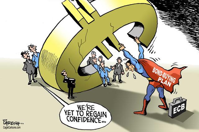 Η Ευρωζώνη σε πορεία διάλυσης
