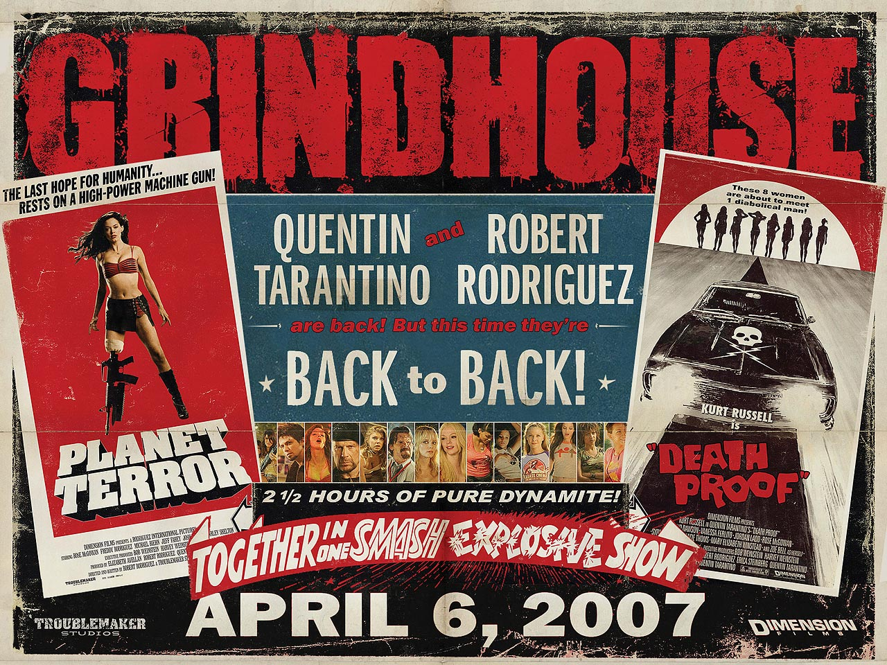 Movie Posters 2007